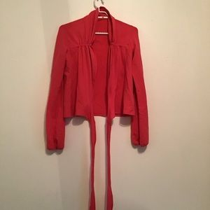 Rare Lululemon Front Tie Cardigan - Wear 2…